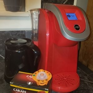 Keurig K200 Imperial red